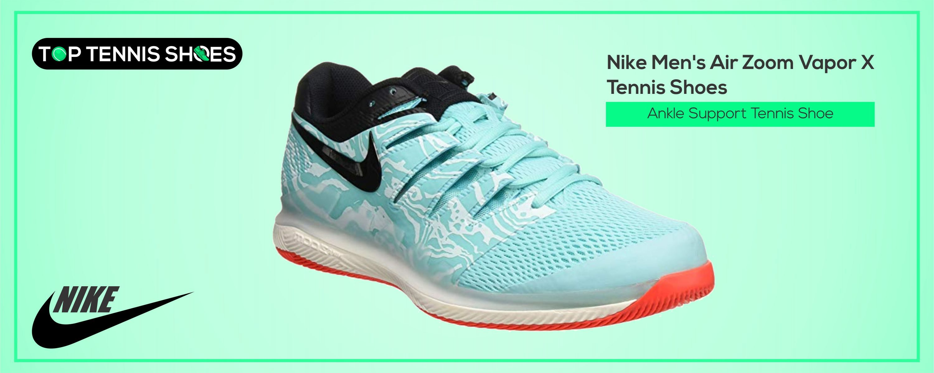 Top 10 Best Tennis Shoes for Ankle