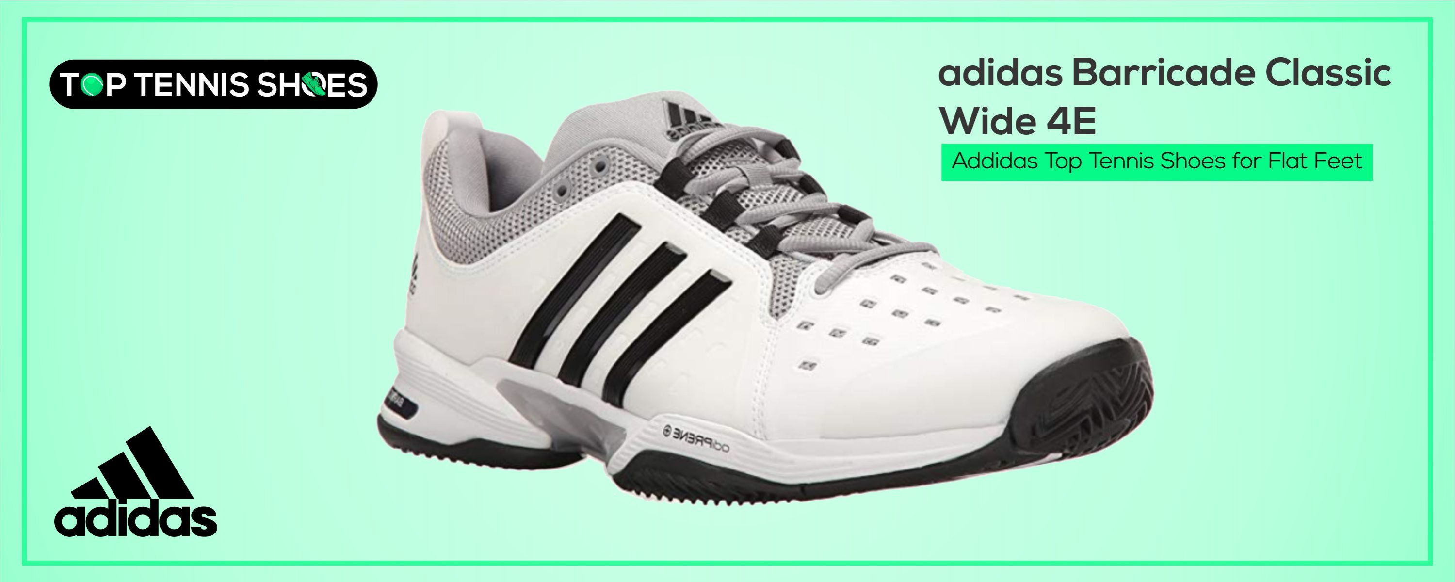 adidas tennis shoes for flat feet